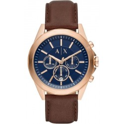 Orologio Armani Exchange Uomo Drexler Cronografo AX2626