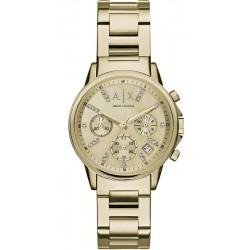 Orologio Armani Exchange Donna Lady Banks Cronografo AX4327