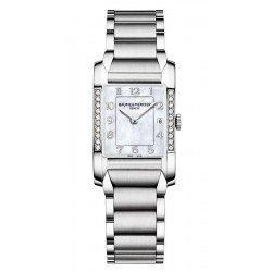 Comprare Orologio Baume & Mercier Donna Hampton 10051 Quartz