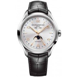 Orologio Baume & Mercier Uomo Clifton Moonphase Automatic 10055
