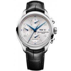 Comprare Orologio Baume & Mercier Uomo Clifton 10123 Cronografo Automatico