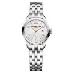 Comprare Orologio Baume & Mercier Donna Clifton 10150 Automatico