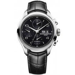 Comprare Orologio Baume & Mercier Uomo Clifton 10211 Cronografo Automatico