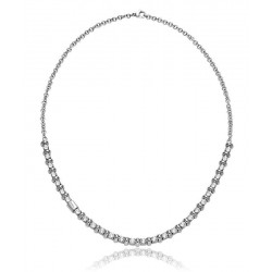 Collana Breil Donna Rolling Diamonds TJ1569