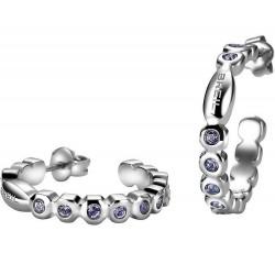 Comprare Orecchini Breil Donna Rolling Diamonds TJ1572