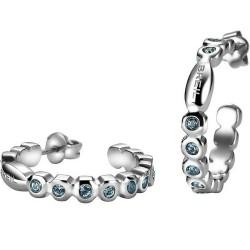 Comprare Orecchini Breil Donna Rolling Diamonds TJ1573