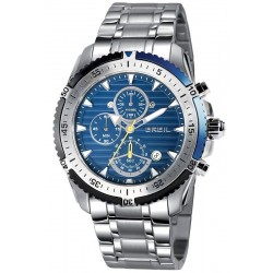 Orologio Breil Uomo Ground Edge TW1429 Cronografo Quartz