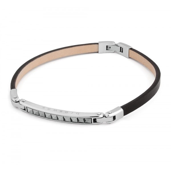 Comprare Bracciale Brosway Uomo Spike BSK11
