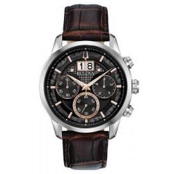 Comprare Orologio Bulova Uomo Sutton Classic Cronografo Quartz 96B311
