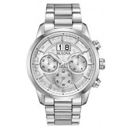 Comprare Orologio Bulova Uomo Sutton Classic Cronografo Quartz 96B318
