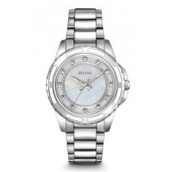 Comprare Orologio Bulova Donna Diamonds 96S144 Quartz