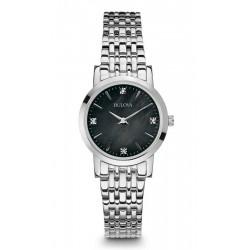 Comprare Orologio Bulova Donna Diamonds 96S148 Quartz