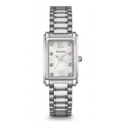 Comprare Orologio Bulova Donna Diamonds 96S157 Quartz