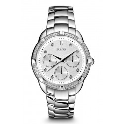 Orologio Bulova Donna Diamonds 96W195 Quartz
