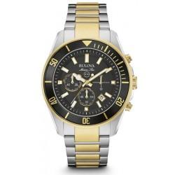 Comprare Orologio Bulova Uomo Marine Star 98B249 Cronografo Quartz
