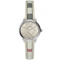 Orologio Donna Burberry The Classic Round BU10113
