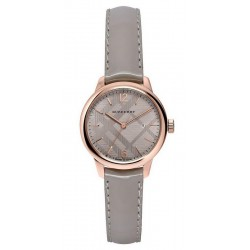Orologio Donna Burberry The Classic Round BU10119