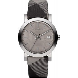 Comprare Orologio Unisex Burberry The City Nova Check BU1774