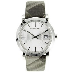 Comprare Orologio Unisex Burberry The City Nova Check BU1869