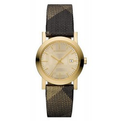 Comprare Orologio Donna Burberry The City Nova Check BU1875