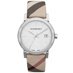 Comprare Orologio Unisex Burberry The City Nova Check BU9022