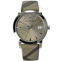 Comprare Orologio Unisex Burberry The City Nova Check BU9023