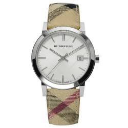 Comprare Orologio Unisex Burberry The City Nova Check BU9025