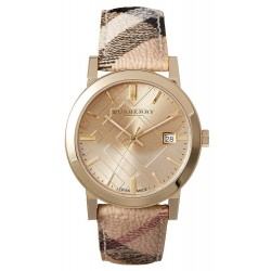 Comprare Orologio Unisex Burberry The City Nova Check BU9026