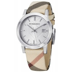 Comprare Orologio Donna Burberry The City Nova Check BU9113