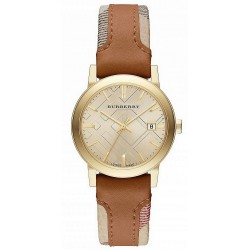 Comprare Orologio Donna Burberry The City Haymarket BU9133