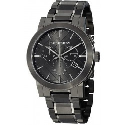 Orologio Uomo Burberry The City BU9354 Cronografo