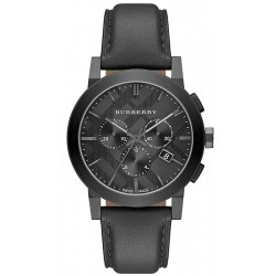 Orologio Uomo Burberry The City BU9364 Cronografo