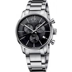 Comprare Orologio Uomo Calvin Klein City K2G27143 Cronografo