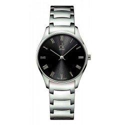 Comprare Orologio Donna Calvin Klein New Classic K4D2214Y