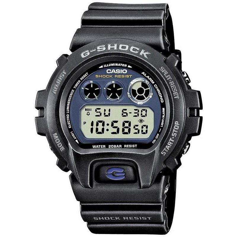 909e48f53824fc Orologio da Uomo Casio G-Shock DW-6900E-1ER Multifunzione Digitale