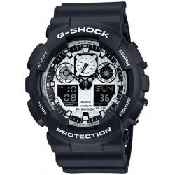 Orologio da Uomo Casio G-Shock GA-100BW-1AER