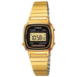 Orologio da Donna Casio Collection LA670WEGA-1EF