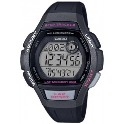 Orologio da Donna Casio Collection LWS-2000H-1AVEF