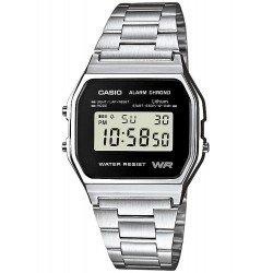 Comprare Orologio Unisex Casio Collection A158WEA-1EF Multifunzione Digitale