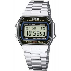 Comprare Orologio Unisex Casio Collection A164WA-1VES Multifunzione Digitale