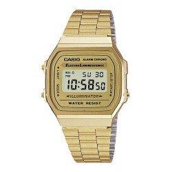 Comprare Orologio Unisex Casio Collection A168WG-9EF Multifunzione Digitale