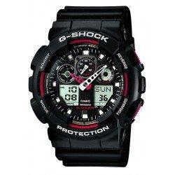 Orologio da Uomo Casio G-Shock GA-100-1A4ER Multifunzione Ana-Digi