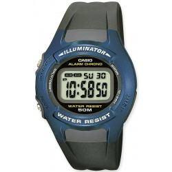 Orologio da Uomo Casio Collection W-43H-1AVES Multifunzione Digitale