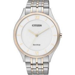 Orologio da Uomo Citizen Elegance Stiletto Eco-Drive AR0075-58A