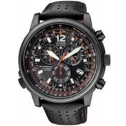 Comprare Orologio da Uomo Citizen Radiocontrollato Crono Pilot AS4025-08E