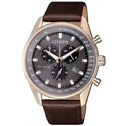 Orologio da Uomo Citizen Crono Eco Drive AT2393-17H
