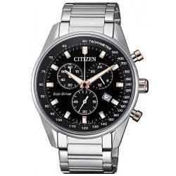 Orologio da Uomo Citizen Crono Eco Drive AT2396-86E