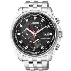 Comprare Orologio da Uomo Citizen Radiocontrollato H820 Eco-Drive AT9030-55E