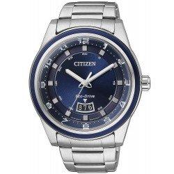 Orologio da Uomo Citizen Metropolitan Eco Drive AW1276-50L