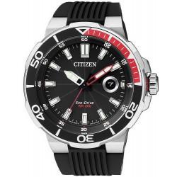 Orologio da Uomo Citizen Marine Sport Eco-Drive AW1420-04E
